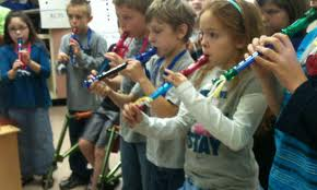 Recorder music lessons